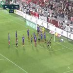 Vissel Kobe (2)-2 FC Tokyo - Dankler goal (with Andres Iniesta assist)