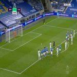 Brighton 0-1 Chelsea - Jorginho penalty 23'