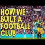 Seb Carmichael Brown | How We Built A Football Club: The Hashtag United Story