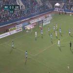 Yutaka Yoshida sonic boom strike vs Yokohama FC (great goal)