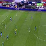 Gent 1-0 Rapid Wien - Niklas Dorsch 36'