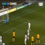 Oxford Utd 1-0 Watford - Robert Hall 26'