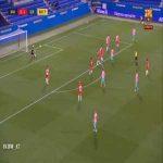 Barcelona [3]-1 Girona - Messi 51'