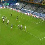 Everton [3] - 0 Salford | M. Kean 86'