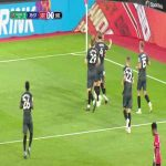 Southampton 0-1 Brentford: Nordgaard 40'