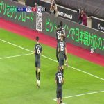 Southampton 0-2 Brentford: Da Silva 45+1'