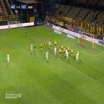 Aris 0-1 Kolos Kovalivka - Andriy Bogdanov 47'