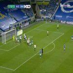Brighton 3-0 Portsmouth - Bernardo 58'