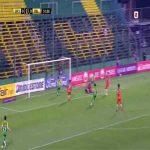 Defensa y Justicia 1-0 Delfin - Brian Romero 52'