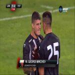Lokomotiv Plovdiv [1]-0 Tottenham 72' Minchev