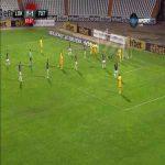 Lokomotiv Plovdiv 1 - [2] Tottenham - Tanguy Ndombélé 85'