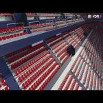 Osasuna's new remodeled stadium. (CGI)
