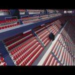 Osasuna's new remodeled stadium. (CGI)