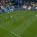 Shamrock Rovers 0 - [1] AC Milan - Zlatan Ibrahimovic 23'