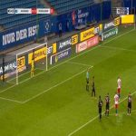 Hamburger SV 1-0 Fortuna Düsseldorf - Simon Terodde PK 45+1'