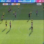 Brentford 3-0 Huddersfield: Mbeumo 90+1'