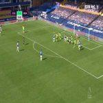 Everton [3] - 2 West Brom - Michael Keane 54'