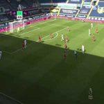 Leeds United [3] - 1 Fulham - Bamford 50'
