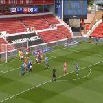 Nottingham 0-1 Cardiff - Kieffer Moore 3'