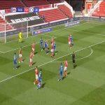 Nottingham 0-2 Cardiff - Kieffer Moore 40'