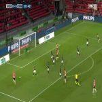 PSV 1-0 Emmen - Noni Madueke 21'