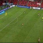 PSV 1-[1] FC Emmen - Yvon Mvogo (OG) 83'