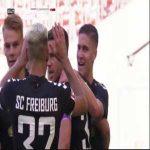 VfB Stuttgart 0-[2] SC Freiburg - Sallai 26'