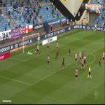 Vitesse [1]-0 Sparta - Oussama Tannane 27' (Great freekick goal)
