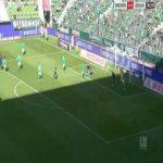 Werder Bremen 0-1 Hertha - Peter Pekarik 42'