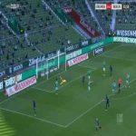 Werder Bremen 0-3 Hertha - Matheus Cunha 62'