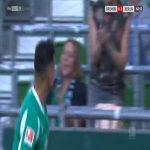 Werder Bremen [1]-3 Hertha - Davie Selke 69'