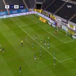 AIK [2]-0 Hammarby IF - Paulos Abraham 37' (Stockholm derby)
