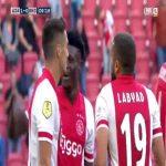 Ajax 1-0 RKC Waalwijk - Dušan Tadić 10' (nice finish)