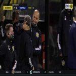 Columbus Crew SC [2] - [0] Nashville SC - Gyasi Zardes 90' + 3' [backheel goal]