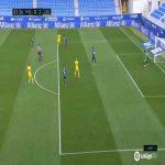 Huesca 0-2 Cádiz - Jorge Pombo 83'