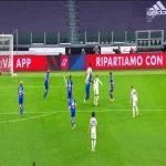 Juventus 1-0 Sampdoria - Kulusevski 13'