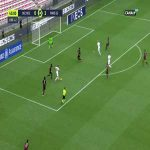 OGC Nice 0 - [2] PSG - Di Maria 45+1'