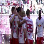 RB Leipzig [2]-0 Mainz - Poulsen 21'
