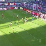 RB Leipzig [3]-1 Mainz - Haidara 51'