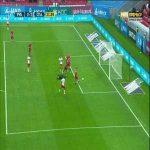 Rubin Kazan 0-2 Spartak Moscow - Mikhail Merkulov own goal 4'