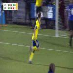[Hashtag United] vs Soham Town Rangers - Laasen winning penalty (panenka)