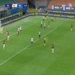 Milan 1-0 Bologna - Zlatan Ibrahimovic 35'