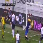 Portimonense 0-1 Paços Ferreira - Lucas Possignolo OG 45'+1'