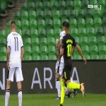 Krasnodar [1]-1 PAOK - Viktor Claesson penalty 38'