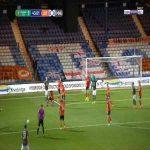 Luton 0-1 Manchester Utd - Juan Mata penalty 43'
