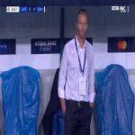 Gent 0-1 Dynamo Kyiv - Vladyslav Supriaga 9'