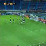 Junior [1]-1 Independiente del Valle - Carmelo Valencia 44'