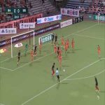 Shimizu S Pulse 0-(1) Urawa Reds - Ryosuke Yamanaka nice goal