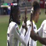 Aston Villa [2] - 0 Bristol City - Bertrand Traoré (Great Volley)