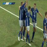 KI [5]-1 Dinamo Tbilisi - Páll Klettskarð hat-trick 73'